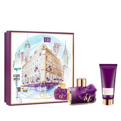 Imagem 1 do produto Ch Sublime Carolina Herrera - Feminino - Eau de Parfum - Perfume + Loção Corporal - Kit