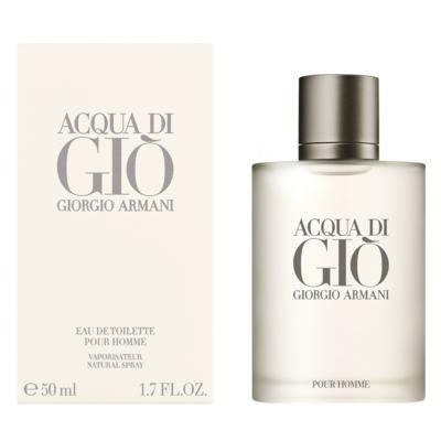 Imagem 3 do produto Acqua Di Giò Homme Giorgio Armani - Perfume Masculino - Eau de Toilette - 50ml