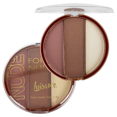 Imagem 1 do produto Trio Facial Forever Nude de Luisance - Trio