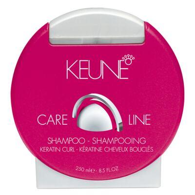 Imagem 1 do produto Keune Care Line Keratin Curl - Shampoo de Limpeza - 250ml
