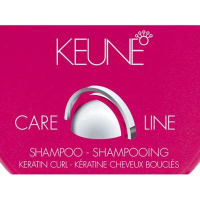 Imagem 2 do produto Keune Care Line Keratin Curl - Shampoo de Limpeza - 250ml