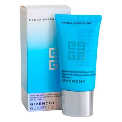 Imagem 2 do produto Proteção Diária Facial Spf 30 Givenchy Hydra Sparkling Fluide Spf 30 - 50ml