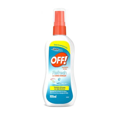 Imagem 1 do produto Repelente Off Family Fresh Spray 100ml