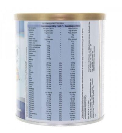 Imagem 3 do produto Complemento Alimentar Ensure Baunilha 400g