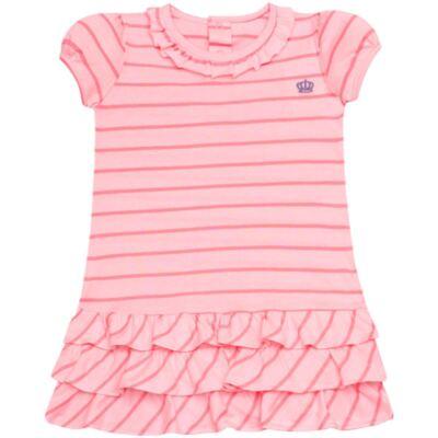 Vestido em malha Soft Pink - Baby Classic