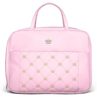 Mala Maternidade para bebe Queen Light Pink - Classic for Baby Bags