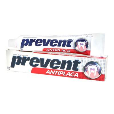 Imagem 1 do produto Creme Dental Prevent Anti-Placa 90g