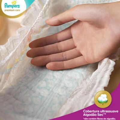 Imagem 2 do produto Fralda Descartável Pampers Premium Care G 40 Unidades