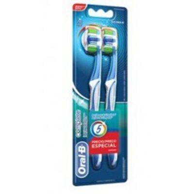 Imagem 1 do produto Escova Dental Oral-B Complete 2 Unidades