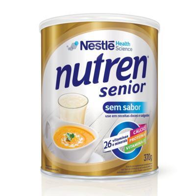 Imagem 1 do produto Nutren Senior 370g -