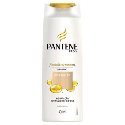 Shampoo Pantene Hidratação Intensa 400ml