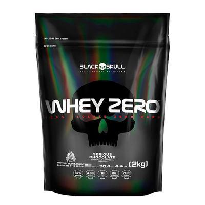 Whey Zero Refil 4,4Lbs - Black Skull