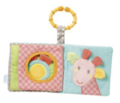 Imagem 4 do produto Baby Fehn - Livro de Pelúcia Safari - BR322