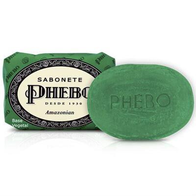 Imagem 3 do produto Sabonete Líquido Phebo Amazonian 250ml 2 Unidades + Sabonete Phebo Amazonian 90g