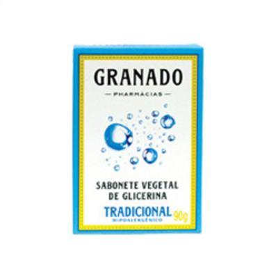 Imagem 1 do produto Sabonete Glicerina Granado 90g