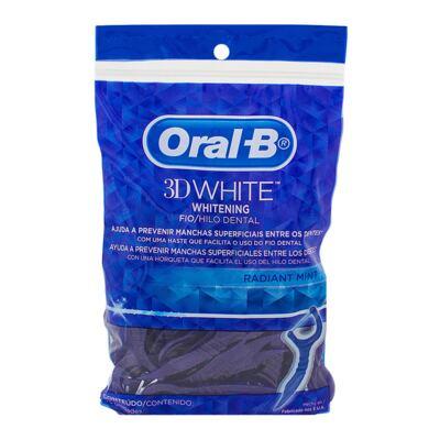 Imagem 3 do produto Kit Oral-B 2 Escovas Indicator Sensi Soft + Fio Dental Flexível Hastes 75 Unidades