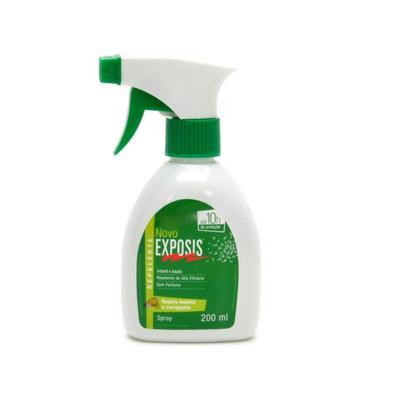 Repelente Exposis Spray 200ml