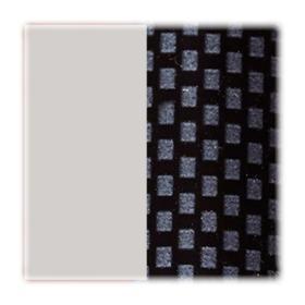 Prendedor de Cabelos Linziclip Core - Black - Grey Check Gloss