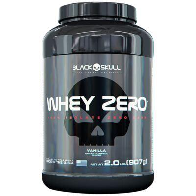Whey Zero 2Lbs - Black Skull