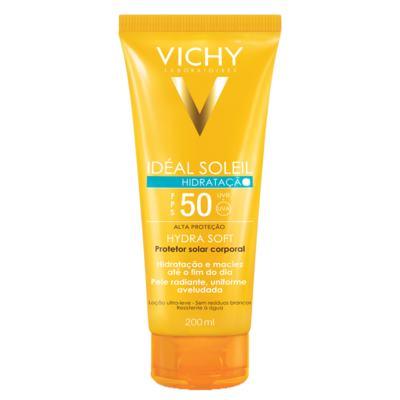Imagem 1 do produto Protetor Solar Vichy Idéal Soleil - Hidratação FPS 50   200ml