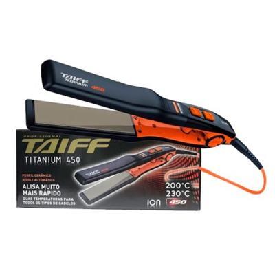 Imagem 3 do produto Titanium 450 Colors Taiff - Prancha / Chapinha de Cabelo - Bivolt