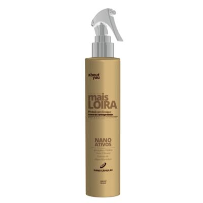 Imagem 2 do produto Kit Shampoo + Protetor Térmico + Máscara About You Mais Loira - Kit