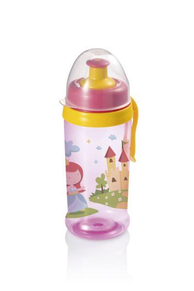Imagem 1 do produto Copo Squeeze Grow Rosa 36m+ Multikids Baby - BB032