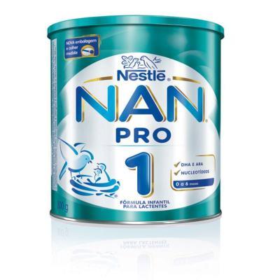 Fórmula Infantil NAN PRO 1 Lata 800g