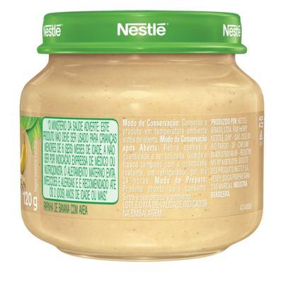 Imagem 2 do produto Papinha Nestlé Banana Aveia 115g