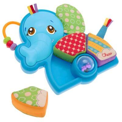 Imagem 1 do produto Chocalho para bebê 4ever Friends Sr. Elefante (6m+) - Chicco