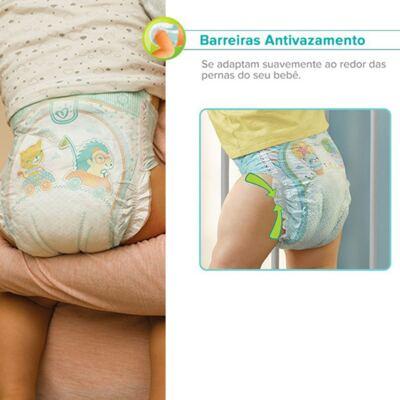 Imagem 8 do produto Fralda Pampers Confort Sec Tamanho RN - 20 unidades