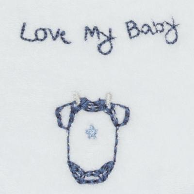 Imagem 2 do produto Babador atoalhado Clothes Boy - Classic for Baby