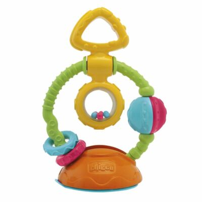 Chocalho Touch & Spin (6m+) - Chicco