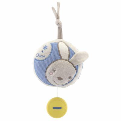Caixa Musical Soft Color Blue Rabbit - Chicco