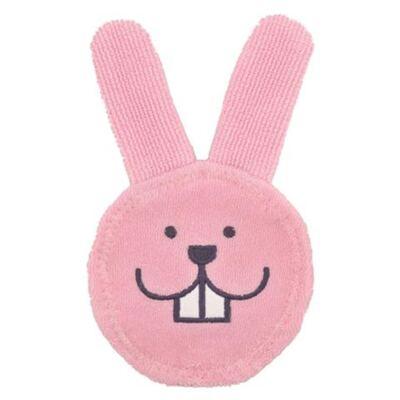 Imagem 1 do produto Luva para cuidado oral Oral Care Rabbit (0m+) Girls - MAM