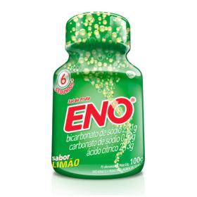 Sal de Fruta Eno Efervescente - Limão | 1 frasco de 100 g