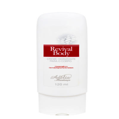 Revival Body 120ml - Creme Hidratante para o Corpo - 120ml