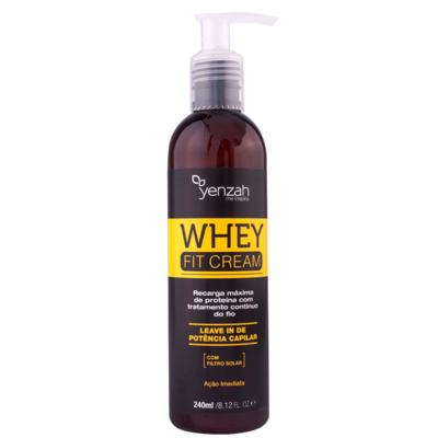 Yenzah Power Whey Fit Cream - Leave-In - 240ml
