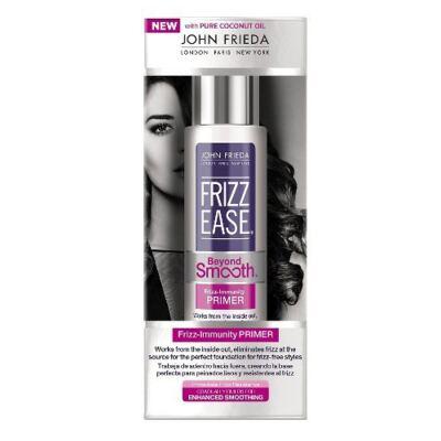 Imagem 4 do produto Kit Shampoo + Condicionador + Primer John Frieda Frizz Ease Beyond Smooth Frizz Immunity - Kit