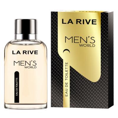 Imagem 2 do produto Men's World La Rive Perfume Masculino - Eau de Toilette - 90ml