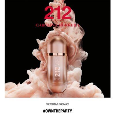 Imagem 3 do produto 212 VIP Rosé Carolina Herrera - Perfume Feminino - Eau de Parfum - 125ml