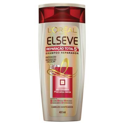 Imagem 1 do produto Shampoo Elseve Reparação Total 5 400ml