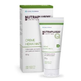 Creme Hidratante Nutraplus - 20% | 60g
