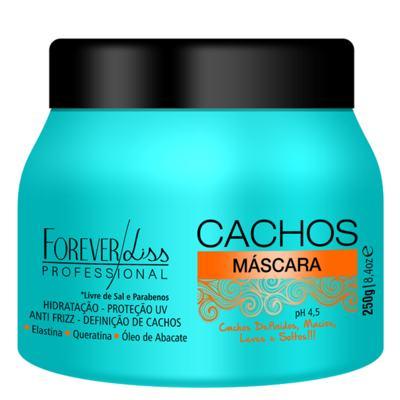 Imagem 4 do produto Kit Shampoo + Creme de Pentear + Umidificador + Máscara de Tratamento Forever Liss Professional Cachos - Kit