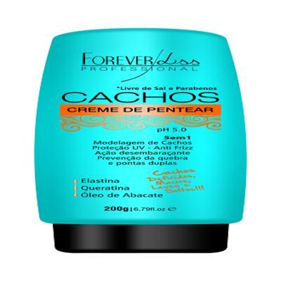 Imagem 5 do produto Kit Shampoo + Creme de Pentear + Umidificador + Máscara de Tratamento Forever Liss Professional Cachos - Kit