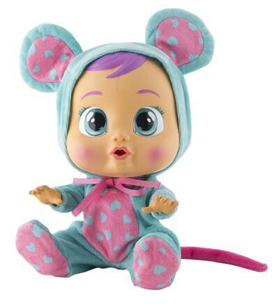 Imagem 2 do produto Boneca Cry Babies Lala - BR527