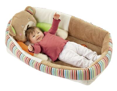 Imagem 2 do produto Baby Fehn - Moisés de Pelúcia - BR323