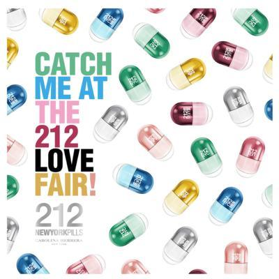 Imagem 4 do produto 212 NYC Men Pills Carolina Herrera - Perfume Masculino - Eau de Toilette - 20ml