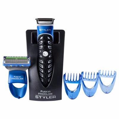 Imagem 1 do produto Aparelho de Barbear Gillette Proglide Styler 3 em 1