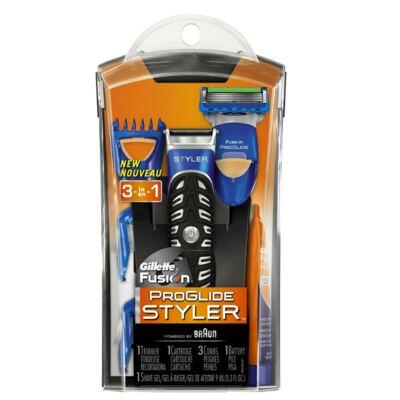 Imagem 9 do produto Aparelho de Barbear Gillette Proglide Styler 3 em 1